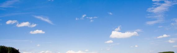 El cielo : ¿Por qué lo vemos azul?